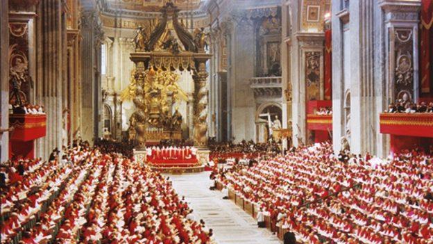 los concilios ecuménicos