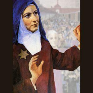 santa teresa benedicta de la cruz