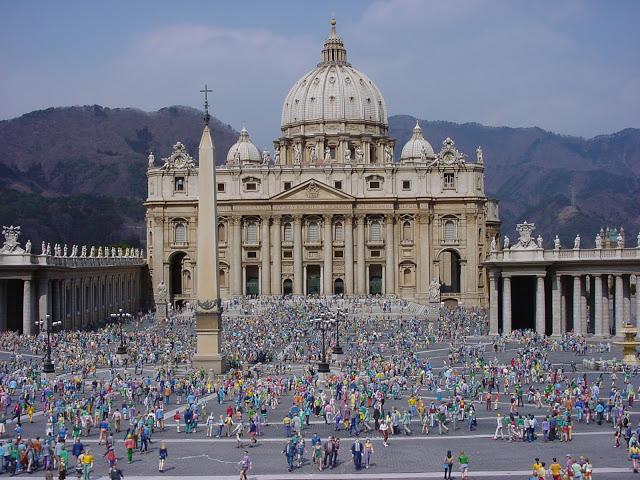 lugares sagrados de la iglesia católica
