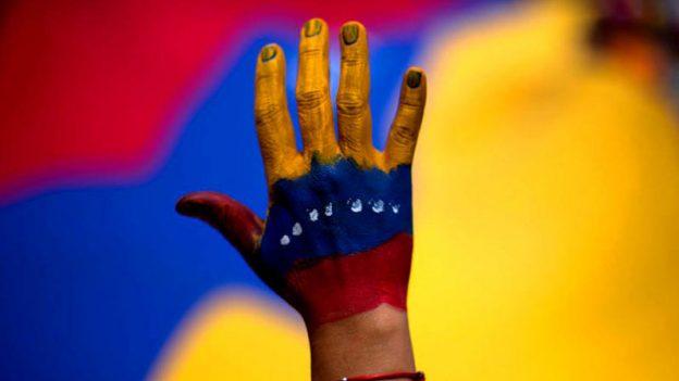 motivos de oración por Venezuela