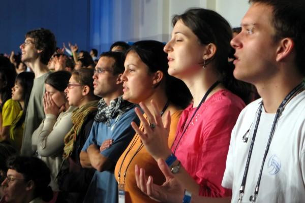 oración por los jóvenes