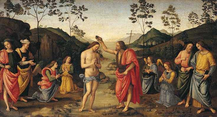 Bautismo católico