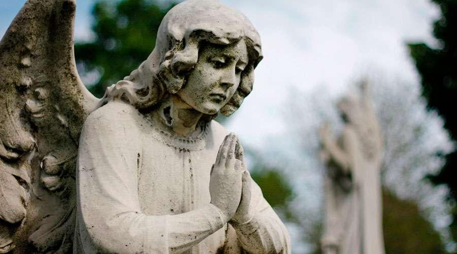 oración al ángel