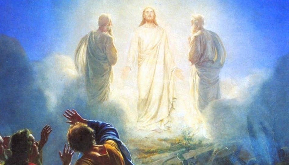 las tres divinas personas