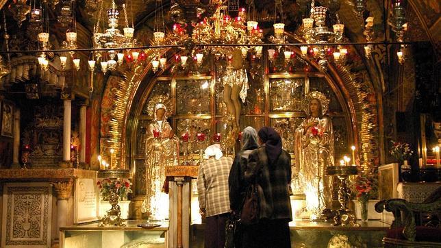 LUGARES SAGRADOS DEL CRISTIANISMO