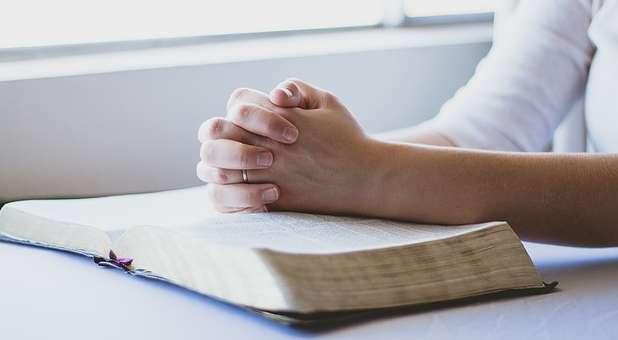 La oración a Santa Mónica de Hipona