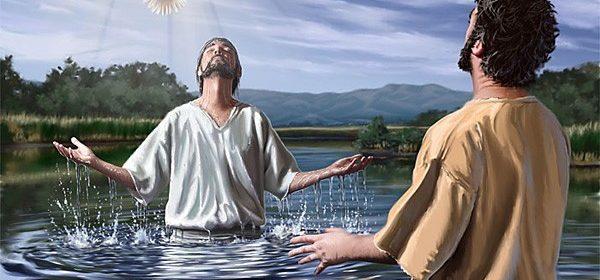 El bautismo católico