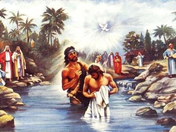 El bautismo evangélico