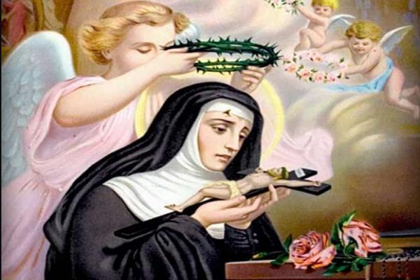 Oración de santa Rita de casia