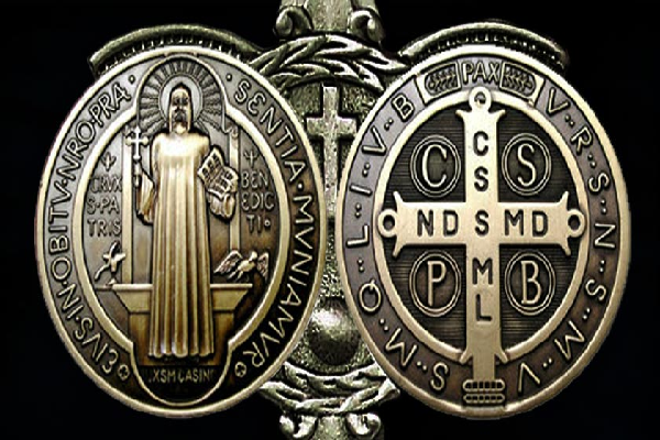 Oración a san Benito