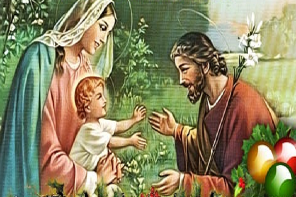 Novena al divino niño