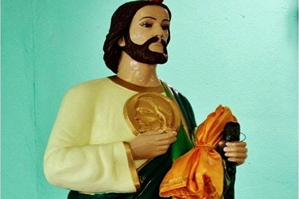 ¿Cuándo se inicia la Novena de San Judas Tadeo?