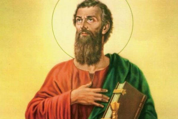 San Pablo misericordioso