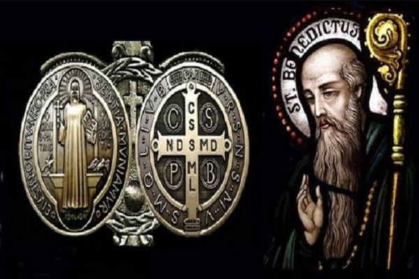 Quien fue san Benito