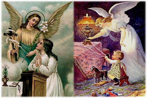 ¿Cómo invocar a los ángeles de la guarda?