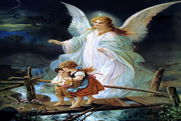 ¿Cómo saber cuál es el nombre de mi ángel de la guarda?