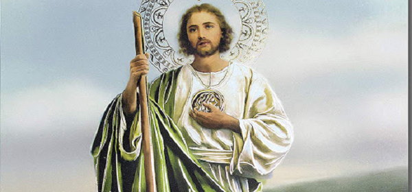 Como es la novena a San Judas Tadeo