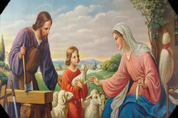 Oración por la familia cristiana