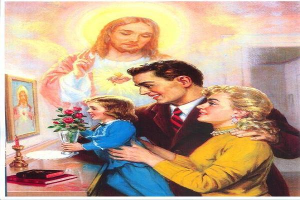 Oración por la familia unida