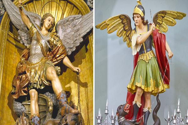 Oración a san Miguel para separar
