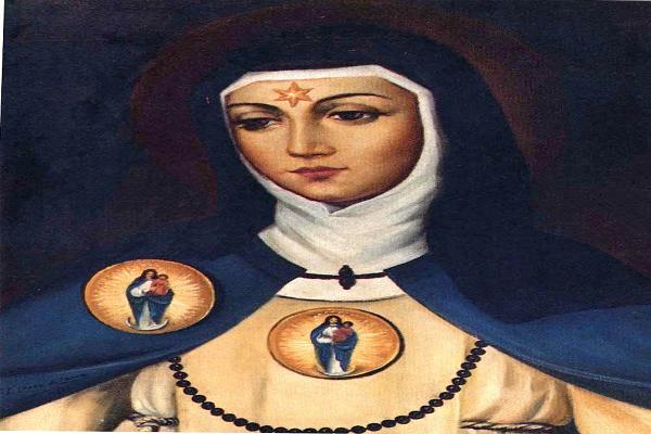 Santa Beatriz de silva milagros