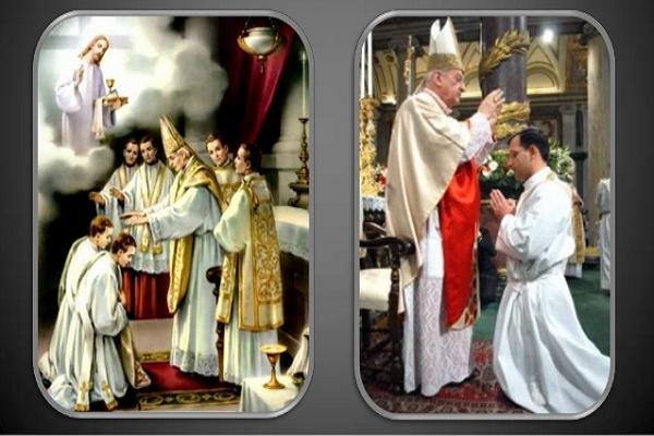 Orden sacerdotal sacramento