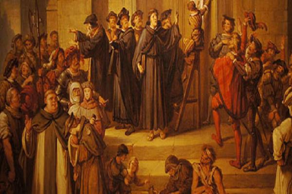 ¿Qué es la Inquisición resumen?