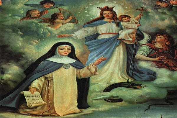 Santa Beatriz de silva biografía resumen