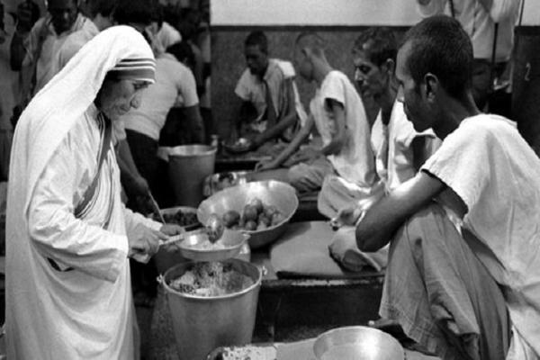 Nacionalidad de la madre teresa de Calcuta