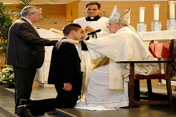 ¿Qué es el sacramento de la Confirmación?