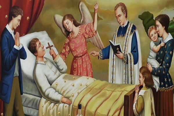 ¿Quién puede administrar el sacramento de la unción de los enfermos?