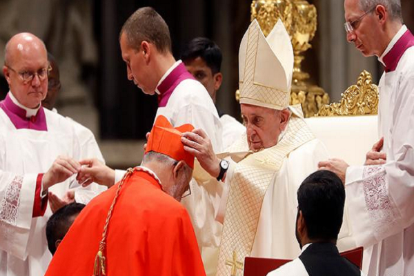 ¿Qué es un cardenal de la Iglesia?