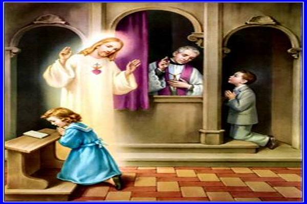 Significado del sacramento de penitencia