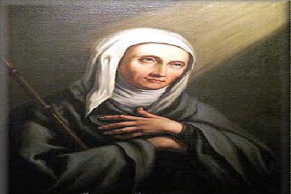 Cualidades de santa Ángela de Mérici