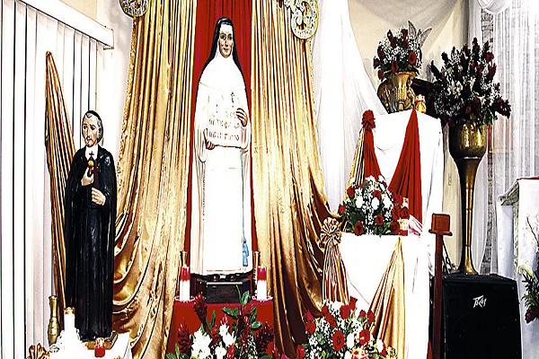 ¿Dónde nació Santa María Eufrasia?