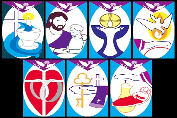 Quien instituyó los sacramentos de la iglesia católica