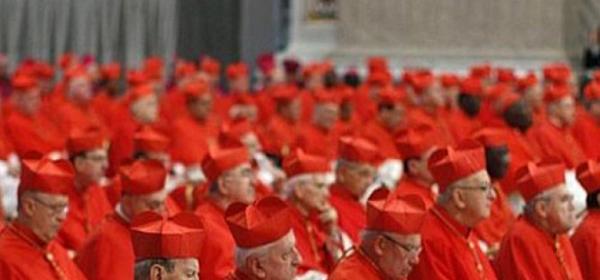 Cardenales de la iglesia católica