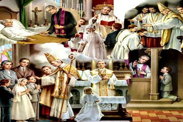 ¿Cuándo se instituyeron los 7 sacramentos?