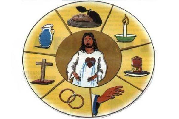 Cuales son los sacramentos de la iglesia católica
