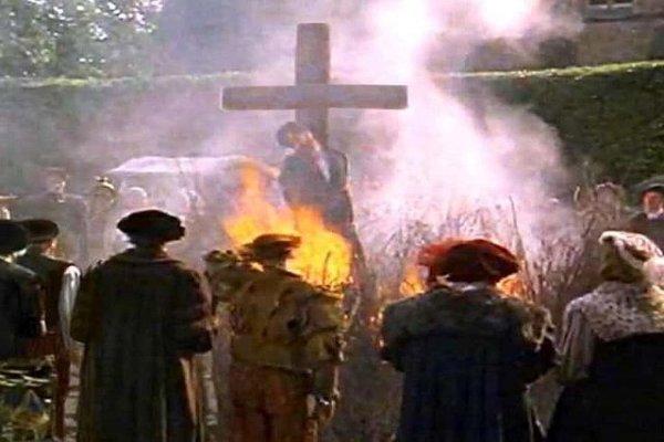 ¿Cómo murio Tyndale?
