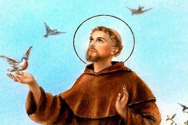 Virtudes del santo