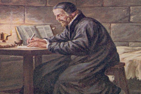 ¿Quién quemo a William Tyndale?