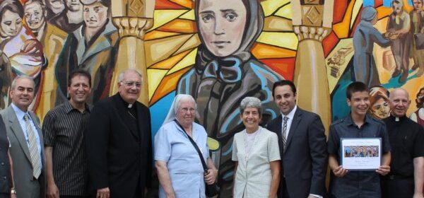 Francisca cabrini madre de los desamparados