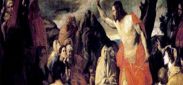Bautista significado religión