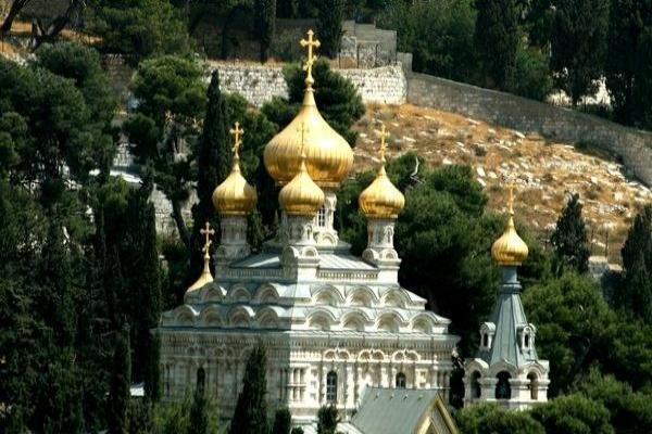 Iglesia ortodoxa de Jerusalén